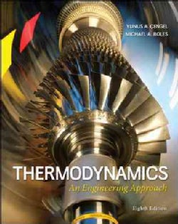 Thermodynamics: An Engineering Approach (Hardcover)