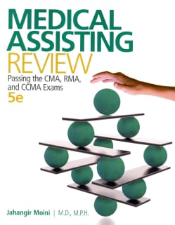 Medical Assisting Review: Passing the CMA, RMA, and CCMA Exams (Paperback)