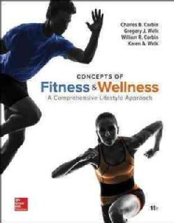 Concepts of Fitness & Wellness: A Comprehensive Lifestyle Approach (Other book format)