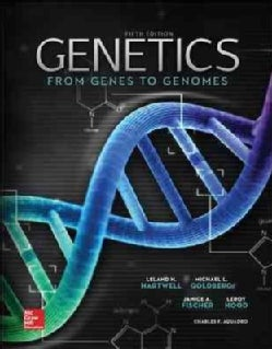 Genetics: From Genes to Genomes (Hardcover)