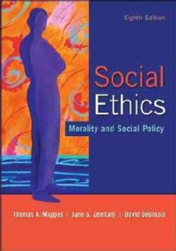 Social Ethics: Morality and Social Policy (Paperback)