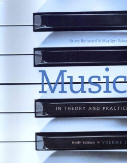 Music in Theory and Practice (Paperback)