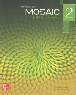 Mosaic Level 2 Listening/Speaking (Paperback)