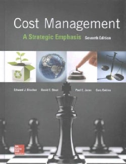 Cost Management: A Strategic Emphasis (Hardcover)