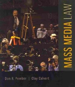 Mass Media Law (Paperback)