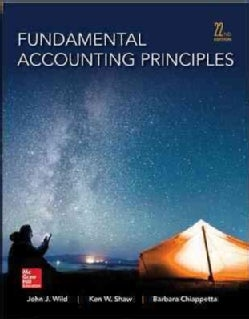 Fundamental Accounting Principles (Hardcover)