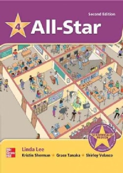All Star Level 4 Student Book + Workout Cd-rom + Workbook Pack