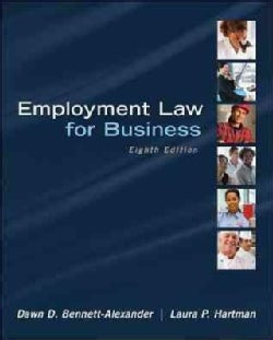 Employment Law for Business (Hardcover)