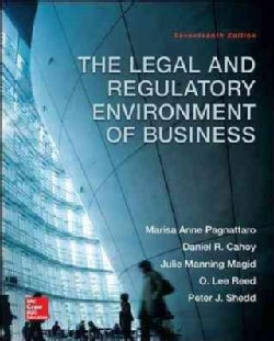 The Legal and Regulatory Environment of Business (Hardcover)