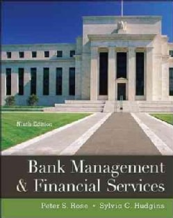 Bank Management & Financial Services (Hardcover)
