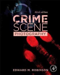 Crime Scene Photography (Hardcover)
