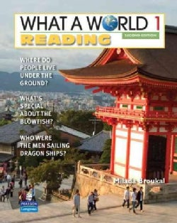 What a World Reading: Amazing Stories from Around the Globe (Paperback)
