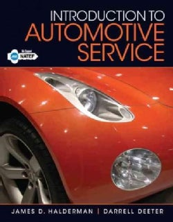Introduction to Automotive Service (Paperback)