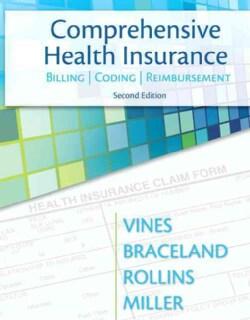 Comprehensive Health Insurance: Billing, Coding, and Reimbursement (Paperback)