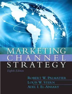 Marketing Channel Strategy (Paperback)