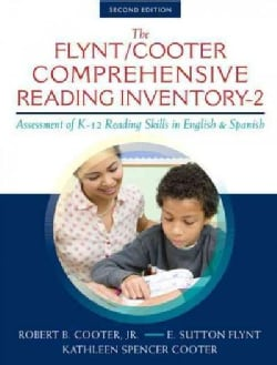 The Flynt/Cooter Comprehensive Reading Inventory-2: Assessment of K-12 Reading Skills in English and Spanish (Paperback)