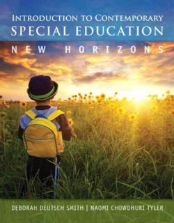 Introduction to Contemporary Special Education: New Horizons