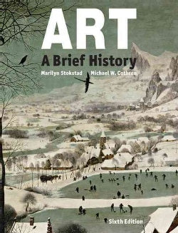 Art: A Brief History (Paperback)