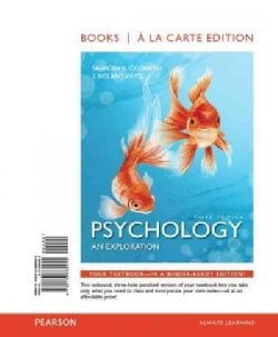 Psychology: An Exploration (Other book format)