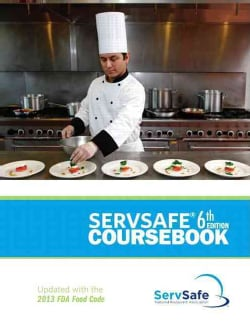 Servsafe Coursebook With Answer Sheet (Paperback)