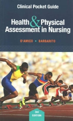 Health & Physical Assessment in Nursing Clinical Pocket Guide (Paperback)