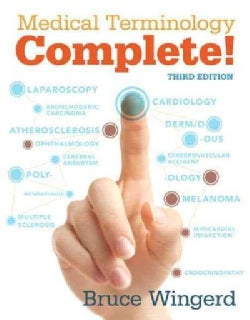Medical Terminology Complete! (Paperback)