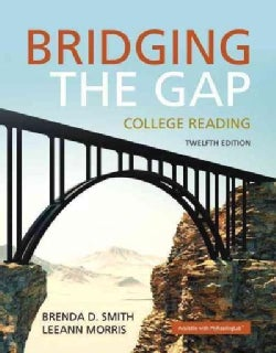 Bridging the Gap: College Reading (Paperback)