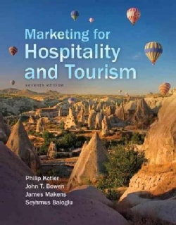 Marketing for Hospitality and Tourism (Hardcover)