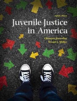Juvenile Justice in America (Paperback)