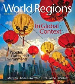 World Regions in Global Context: Peoples, Places, and Environments (Paperback)