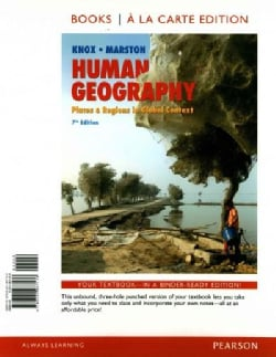 Human Geography + Modified Masteringgeography With Pearson Etext: Places and Regions in Global Context