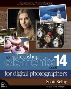 The Photoshop Elements 14 Book for Digital Photographers (Paperback)
