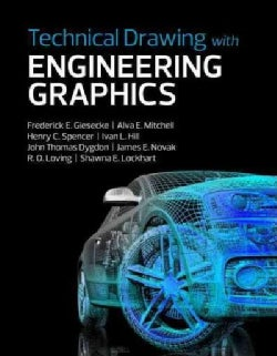 Technical Drawing With Engineering Graphics (Hardcover)