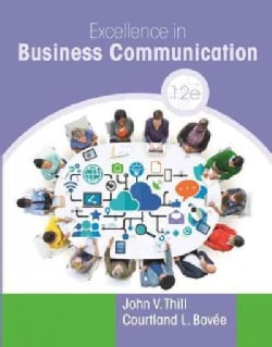 Excellence in Business Communication (Paperback)