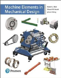 Machine Elements in Mechanical Design (Hardcover)