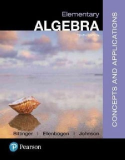Elementary Algebra: Concepts and Applications (Hardcover)