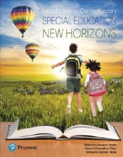 Introduction to Contemporary Special Education: New Horizons (Other merchandise)