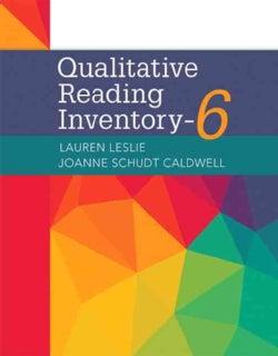 Qualitative Reading Inventory