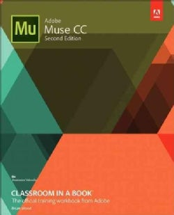 Adobe Muse CC Classroom in a Book (Paperback)