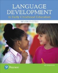 Language Development in Early Childhood Education (Paperback)