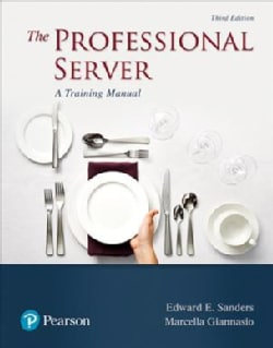 The Professional Server: A Training Manual (Hardcover)