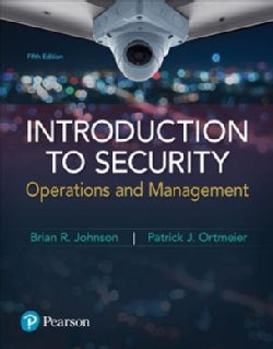 Introduction to Security: Operations and Management (Paperback)