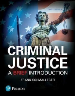 Criminal Justice: A Brief Introduction (Other merchandise)