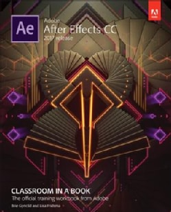 Adobe After Effects CC: Classroom in a Book: The Official Training Workbook from Adobe (Paperback)