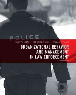 Organizational Behavior and Management in Law Enforcement (Hardcover)