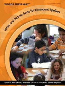 Letter and Picture Sorts for Emergent Spellers (Paperback)