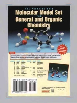 Prentice Hall Molecular Model Set for General and Organic Chemistry (Paperback)
