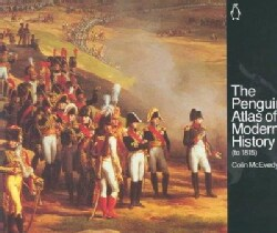Penguin Atlas of Modern History (Paperback)