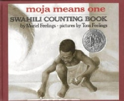 Moja Means One: Swahili Counting Book (Paperback)