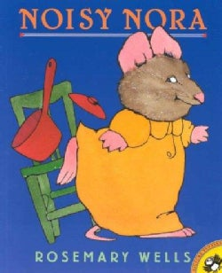 Noisy Nora (Paperback)